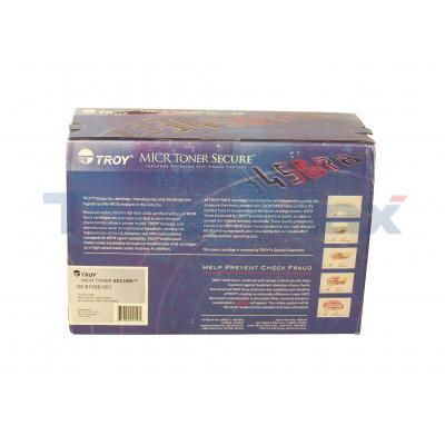 TROY 1160 1320 MICR TONER SECURE CTG BLACK